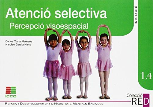 Atenció selectiva, percepció visoespacial: Educació Primària, 6-8 anys (Red (catalan))
