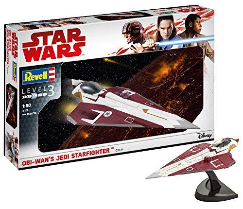 Revell- OBI Wan's Jedi Starfighter Maqueta...