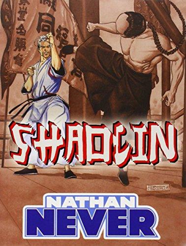 Pack Nathan Never 1: ¡Tecnodroides! - Shaolín (Pack Aleta)