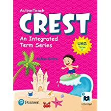 ActiveTeach Crest: Integrated Book for CBSE/State Board Class - UKG, Term 2 (Combo)