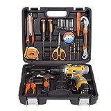 Werkzeugkasten Home Hardware Toolbox Set Elektriker Holzbearbeitung Spezielle Multifunktions-Handbohrmaschine Repair Tool Set