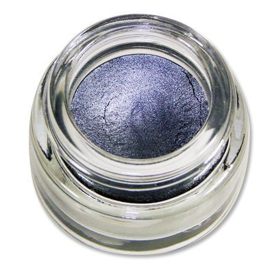 Starry Long Lasting Waterproof Eyeliner Gel with Brush Shimmer Stone Metallic Silver Grey by Starry
