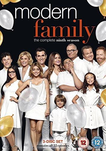 Produktbild Modern Family - Season 9 (3 DVDs) [UK Import]