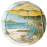 Best Beach Chair With Umbrellas - Thirstystone Stoneware Coaster Set, Beach Chair with Umbrella Review