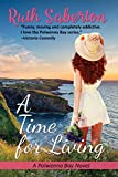 A Time for Living (Polwenna Bay 2) by Ruth Saberton