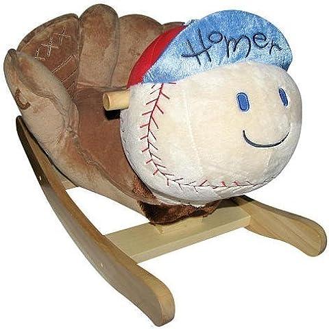 Charm Company Rocker Homer Baseball by Charm Company