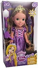 Idea Regalo - RAPERONZOLO 40 CM Bambola Baby Rapunzel Principesse Disney Originale GIOCHERIA