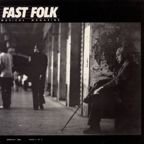 Fast Folk Musical Magazine (Vol. 3, No. 2) -