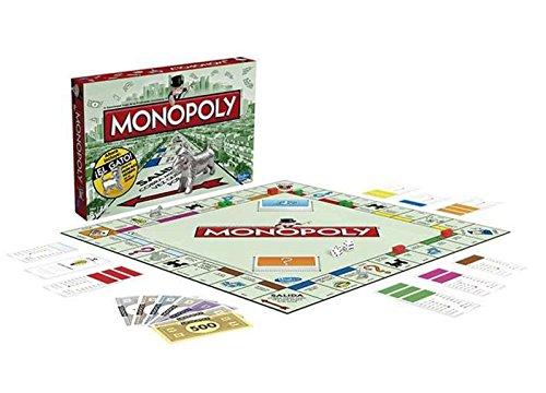 Monopoly   Madrid (Hasbro C1009105)