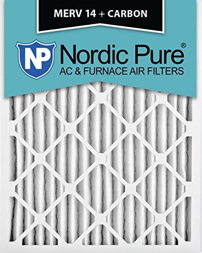 x 2m14+ C Merv 14plus Carbon AC Ofen Air Filter, qty-3 (14 X 18 Ofen-filter)