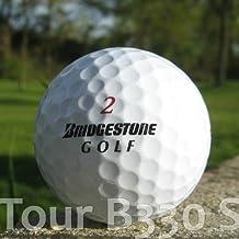 100 BRIDGESTONE TOUR B330 S PELOTAS DE GOLF RECUPERADAS / LAKE BALLS - CALIDAD AAA / AA (A / B GRADE)