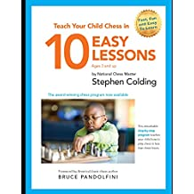 Teach Your Child Chess in 10 Easy Lessons (English Edition)