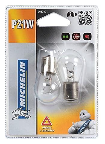 Michelin 008780 2 Ampoules P21W 12 V