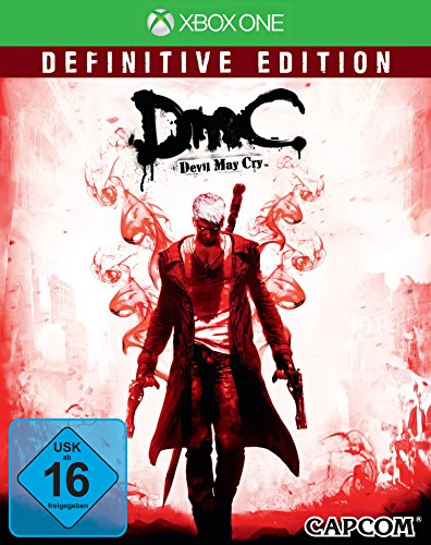 DmC - Devil May Cry - Definitive Edition [Importación Alemana]