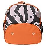 Zebra shaped school bags (Black)