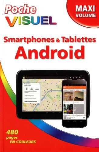 Poche Visuel Smartphones et tablettes Android par Guy HART-DAVIS