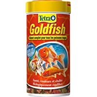 Tetra Goldfish - Aliment Complet en flocons pour Poisson Rouge - 250ml