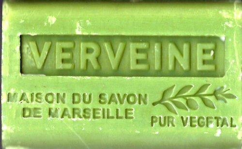 Provenzalische Seife 'Eisenkraut' mit Sheabutter (BIO) / Savon VERVEINE au Beurre de Karité Bio (125 GR)