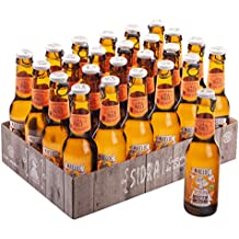 Maeloc Sidra Dulce Ecológica - 24 botellas x ...