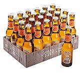 Maeloc Sidra Dulce Ecológica - 24 botellas x 200 ml