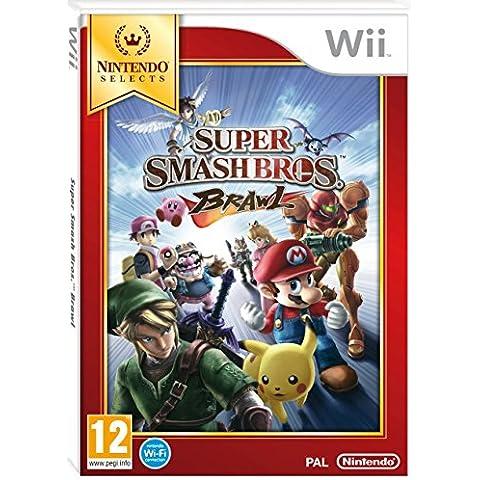 Nintendo Selects: Super Smash Bros. Brawl [Importación Inglesa]