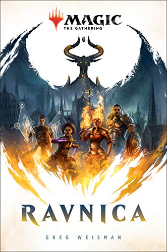 Ravnica: Magic the Gathering por Greg Weisman