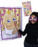 Enlarge toy image: Pin the Dummy on the Baby Game - teenage children and family entertainment