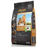 Belcando Adult Multi-Croc [5 kg] | Trockenfutter für Hunde mit Gemüsechips & Nudeln | Alleinfuttermittel für ausgewachsene Hunde ab 1 Jahr