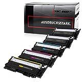 5 Logic-Seek XL Toner Kompatibel zu Samsung CLT-P404C/ELS für Samsung Xpress SL-C480W C480FW C480FN C480 Xpress SL-C430 C430W