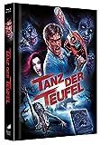 TANZ DER TEUFEL --UNCUT-- 3-Disc Mediabook (Blu ray) Artwork Sciotti Limitiert auf 2.500 Stück