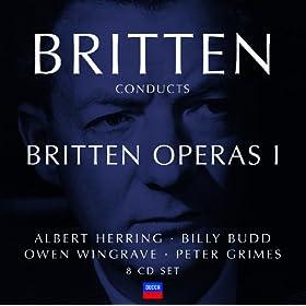 """Britten: Billy Budd, Op.50 / Act 1 - """"Billy Budd, King Of the Birds!"""""""