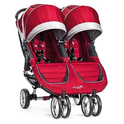 Baby Jogger City Mini Gemelar - Silla de paseo