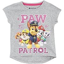 La Patrulla Canina - Camiseta para niña Paw Patrol