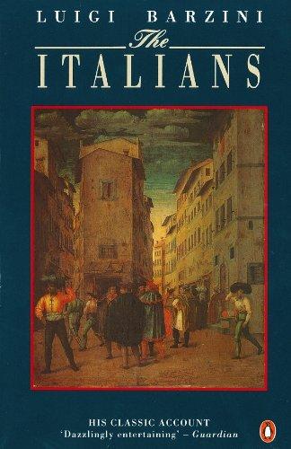 The Italians (English Edition)
