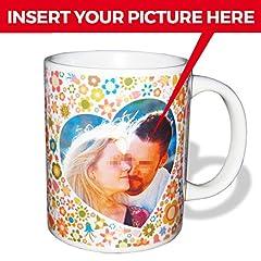 Idea Regalo - Tazza Mug personalizzata con foto