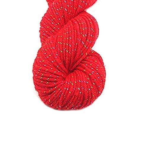 Laine à Tricoter Pelote Douce en acrylique pour Yarn Tricot