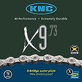 KMC MTB-Kette X-9-73 9-fach, 116 Glieder