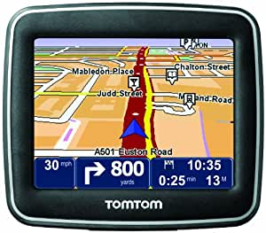 "TomTom Start 3.5"" Sat Nav with UK and Ireland Maps"