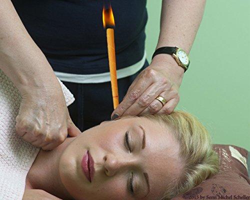Tillmann's® Cera Para Oídos 10 Unidades - Velas Cónicas De Cera - Conos Terapéuticos Para Oídos y Aromaterapia - Ear Candle - Ideal Para Limpieza De Oídos, Relajación, Terapias y Spa
