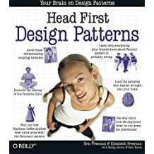 Head First Design Patterns: A Brain-Friendly Guide by Eric Freeman (2004-10-23)
