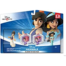Disney INFINITY Disney Infinity: Disney Originals (2.0 Edition) Aladdin Toy Box Pack - Not Machine Specific by Disney Infinity