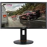 "Acer Gaming Monitor 24"" XFA240 Bmjdpr 1920 X 1080 144Hz Refresh Rate 1ms Response Time AMD FREESYNC Technology With Height, Pivot, Swivel & Tilt (Display Port, HDMI/MHL, & DVI Port)"