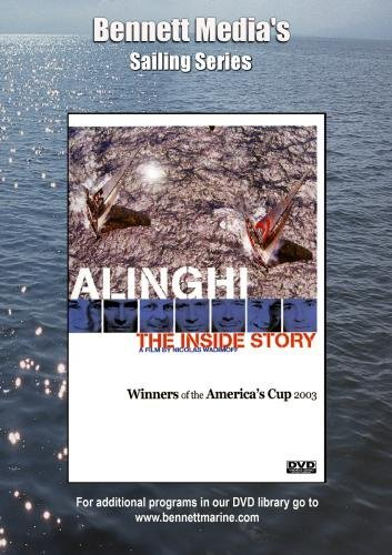 Alinghi: The Inside Story - America's Cup 2003