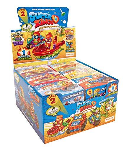Súperzings - Vehículos Serie 2, (Magic Box PSZ2D612IN00)