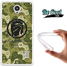 Becool® Fun - Funda Gel Flexible para Huawei Ascend Y635 Carcasa TPU fabricada con la mejor Silicona, protege y se adapta a la perfección a tu Smartphone y con nuestro exclusivo diseño Videojuegos RPG