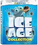 ICE AGE 5-MOVIE COLLECTION - ICE AGE 5-MOVIE COLLECTION (5 Blu-ray)