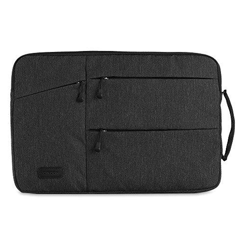 Joyroom 13,3 Zoll Sleeve Hülle Ultrabook Laptop Tasche Multifunktionale Aktentasche mit Vordertaschen Leichte Nylon für MacBook Air 13,3 / MacBook Pro Retina 13,3 / Surface Pro 4