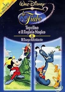 Topolino e il fagiolo magico + Il drago riluttanteVolume06