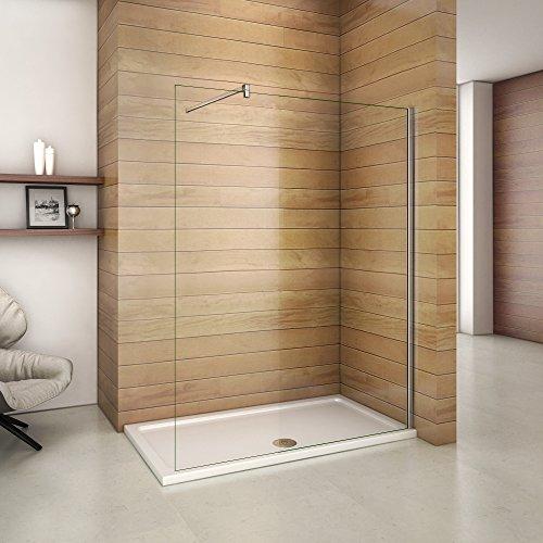 Paroi de douche 140x200 cm,paroi de douche à...