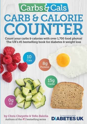 Carbs & Cals Carb & Calorie Counter: Count Your Carbs & Calories with Over 1,700 Food & Drink Photos! thumbnail